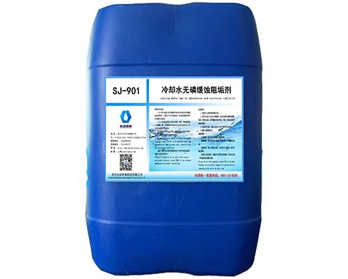 冷却水无磷缓蚀阻垢剂